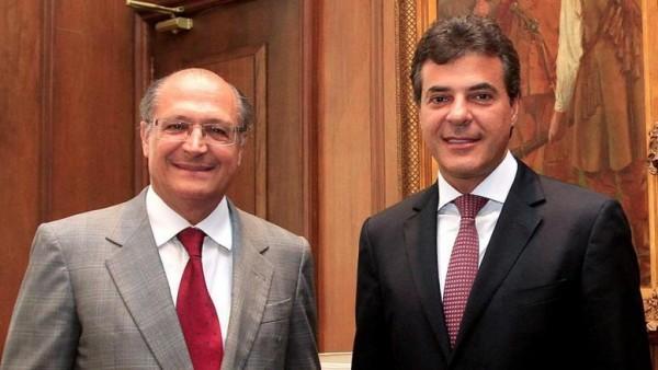 Geraldo Alckmin Beto Richa Veja