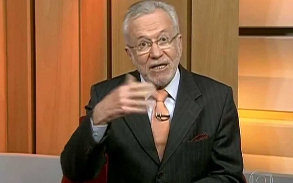 Alexandre Garcia Globo racismo cotas