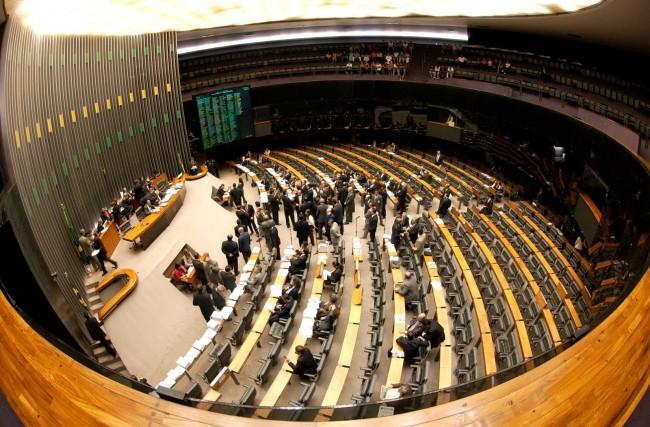 Câmara dos Deputados presença