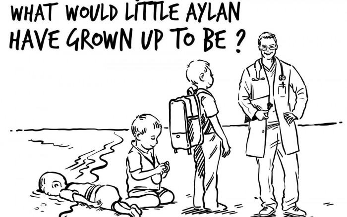 Charlie Hebdo rainha Jordânia charge