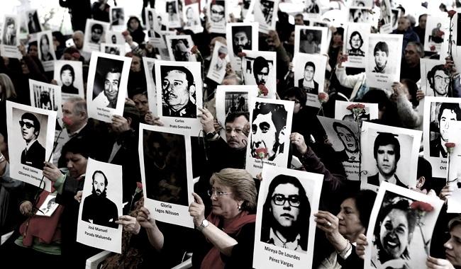 chili indenizar vítimas ditadura pinochet