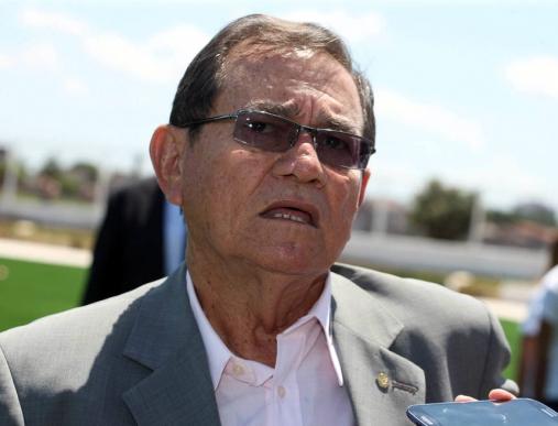 CBF ditadura Coronel Nunes presidente