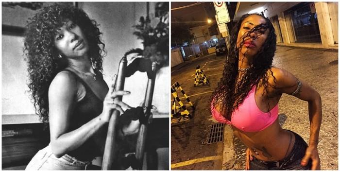 Inês Brasil História mulher