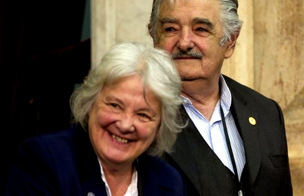 Lucía Topolansky mujica uruguai feminismo política