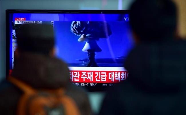 coreia do sul norte bomba hidrogênio