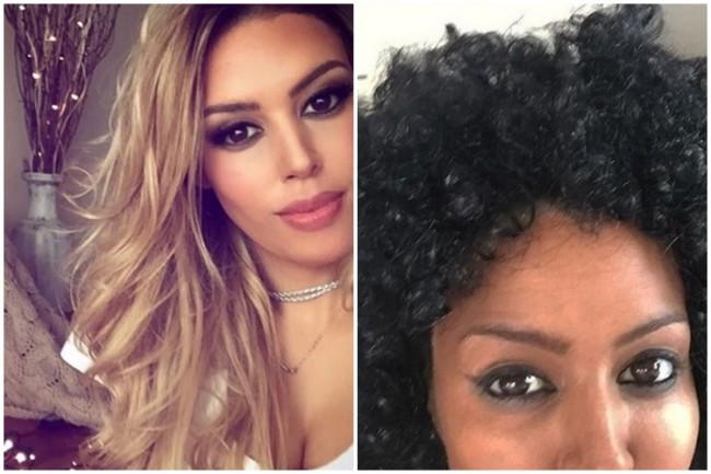 Renata blackface racismo negro