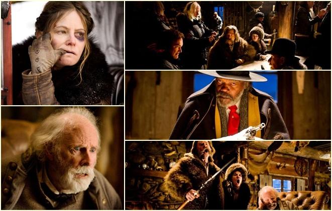 tarantino filme 2016 novo último