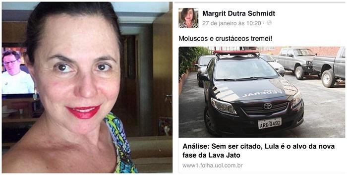 Margrit Dutra Schmidt FHC Serra