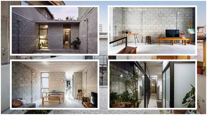 Casa de doméstica em SP prêmio melhores construções do mundo