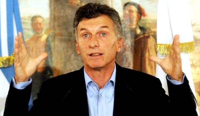 argentina macri aumento energia gás tarifas