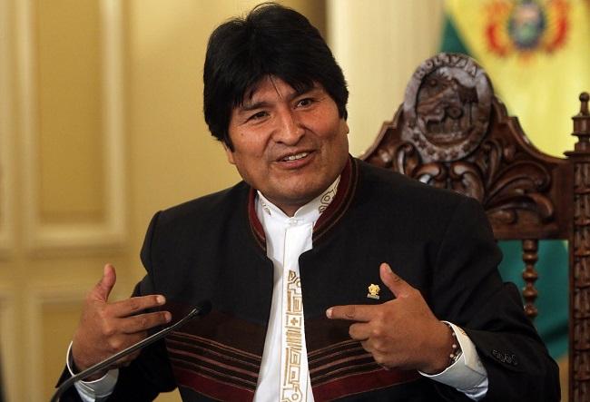 Evo Morales derrota Bolívia