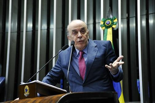 José Serra pré-sal Petrobras