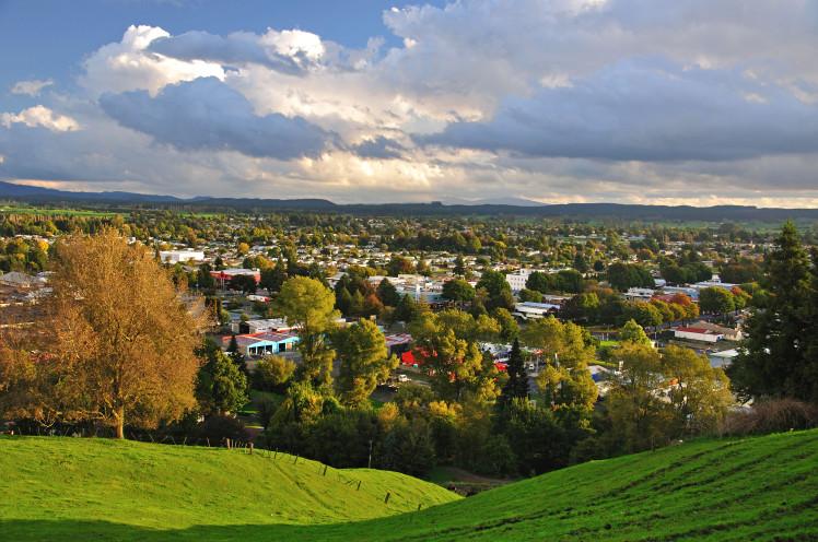 emprego Nova Zelândia Tokoroa