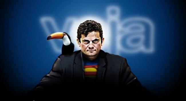 herói sérgio moro jurista injustiça mal brasil