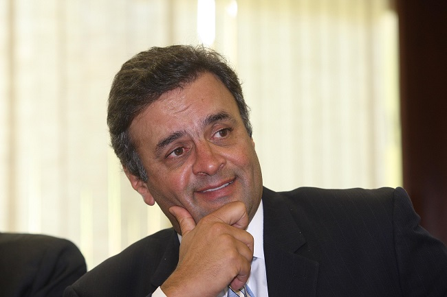 Aécio Neves Lava Jato
