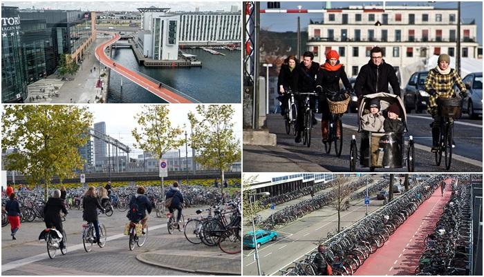 Melhores ciclovias do mundo mobilidade urbana