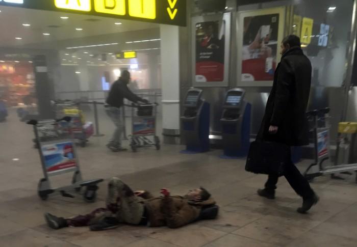 Atentado Bruxelas terrorismo bélgica