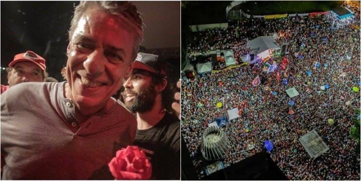 Chico Buarque golpe Largo Carioca