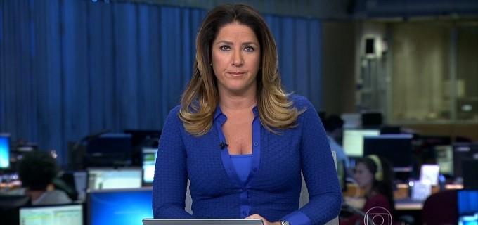 Christiane Pelajo GloboNews