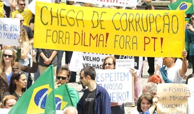 cinismo hipocrisia direita corrupção impeachment dilma