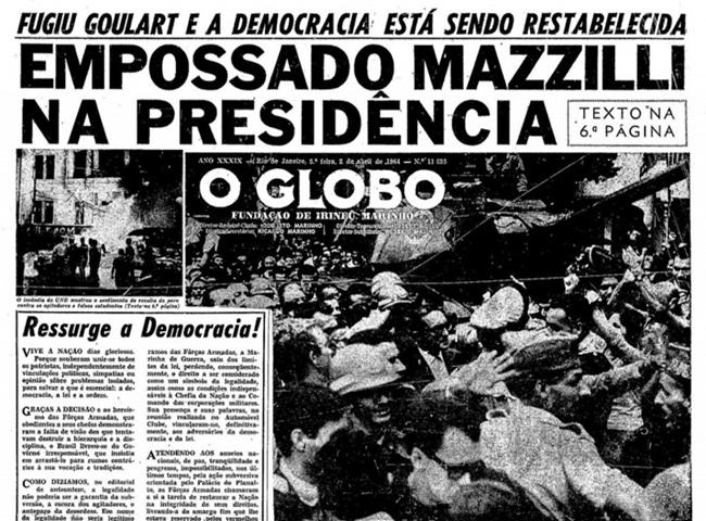 ciro gomes democracia golpe militante fascismo
