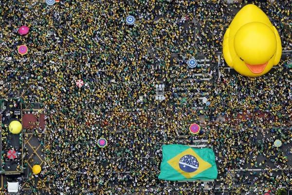 datafolha 450 mil paulista protesto sp