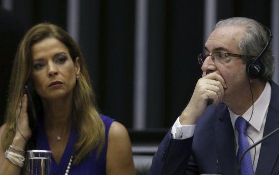 esposa Eduardo Cunha STF