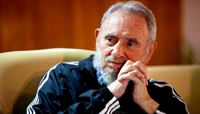 Fidel Castro visita obama cuba bloqueio