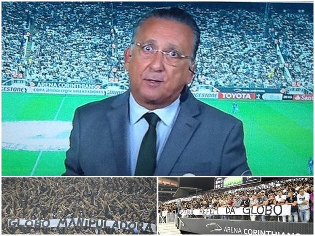 Corinthians Globo Galvão Bueno