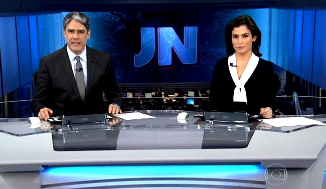 bonner renata jornal nacional globo golpista mídia desonesta