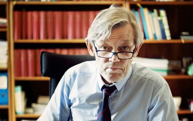 o juiz sueco Göran Lambertz