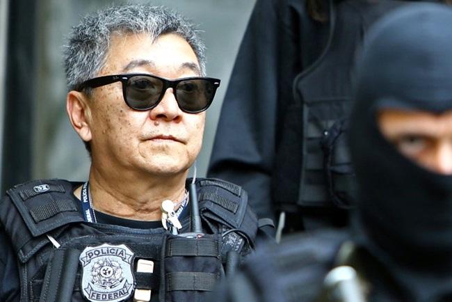 japonês polícia federal justiça condenação corrupção