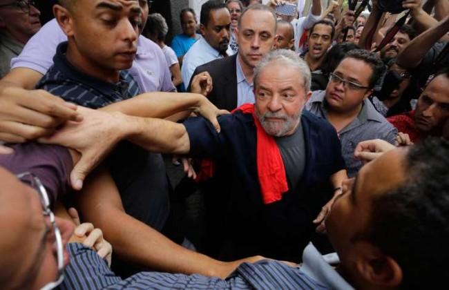 Lula congonhas polícia aeronáutica Moro