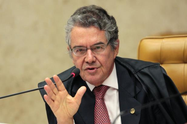 Marco Aurélio Mello Moro grampo