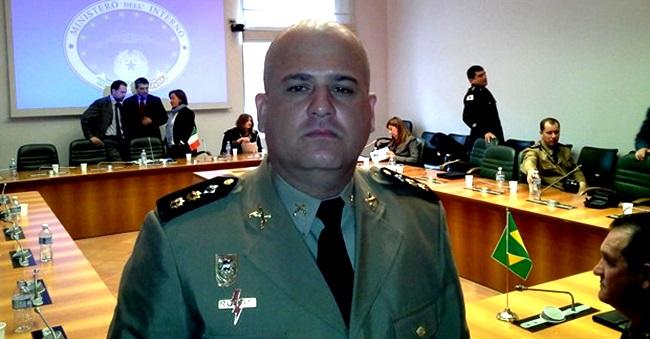 comandante pm goiania preso líder grupo extermínio