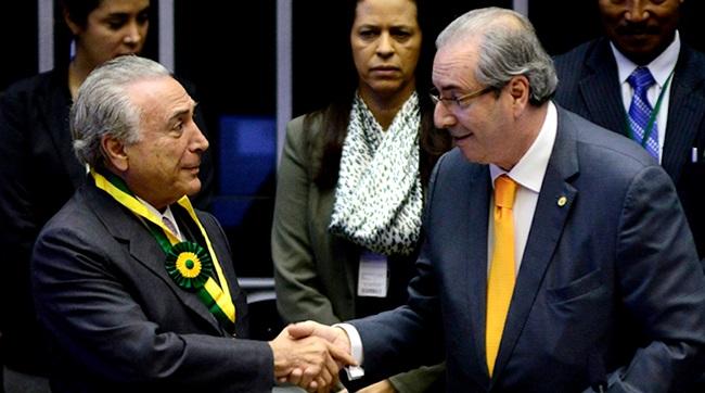 golpe dilma impeachment Michel Temer Eduardo Cunha