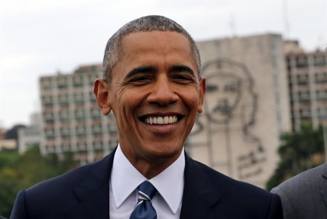 Barack Obama Cuba Che Guevara