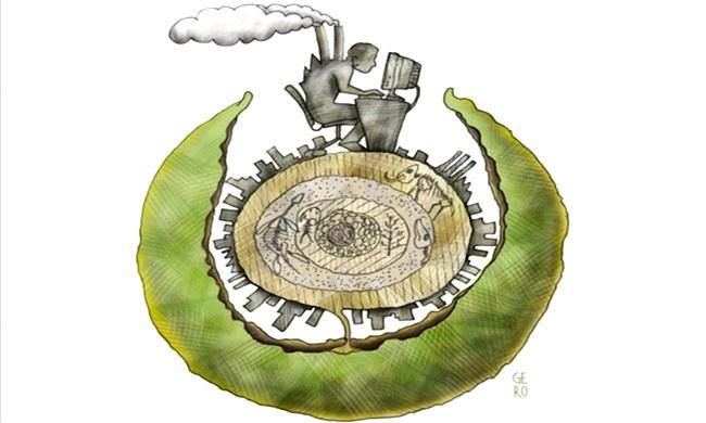 consumismo estilo de vida Antropoceno mundo curiosidades