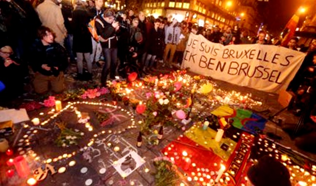 bélgica bruxelas atentado terrorismo estado islâmico