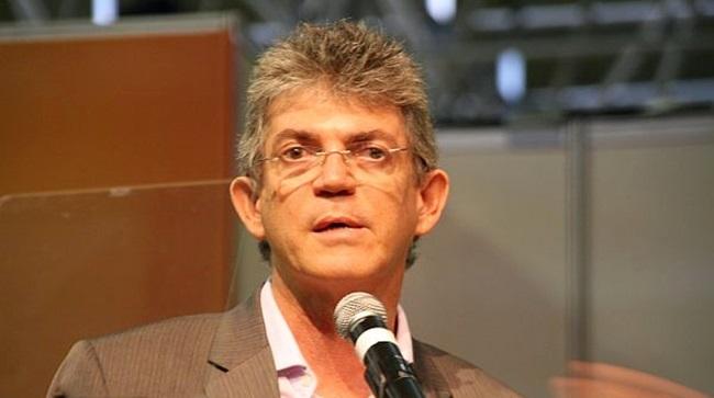 Ricardo Coutinho é o 1º governador paraíba lula golpe democracia