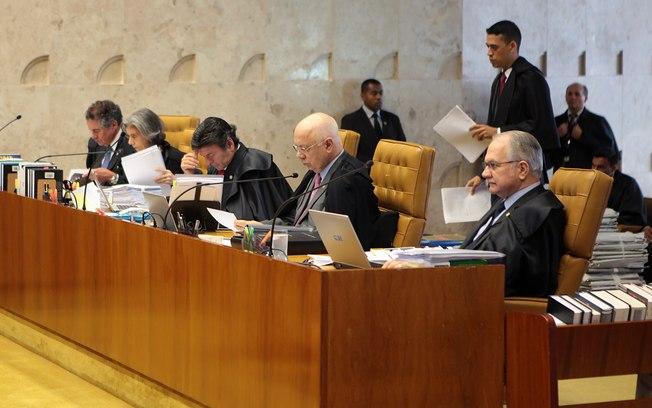 STF Lula Moro Zavascki