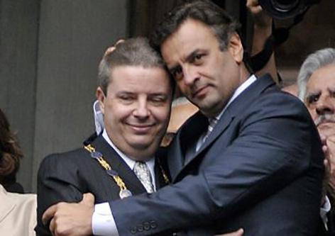 Antonio Anastasia é apadrinhado político de Aécio Neves. Ele julgará Dilma no Senado em resultado que já é conhecido