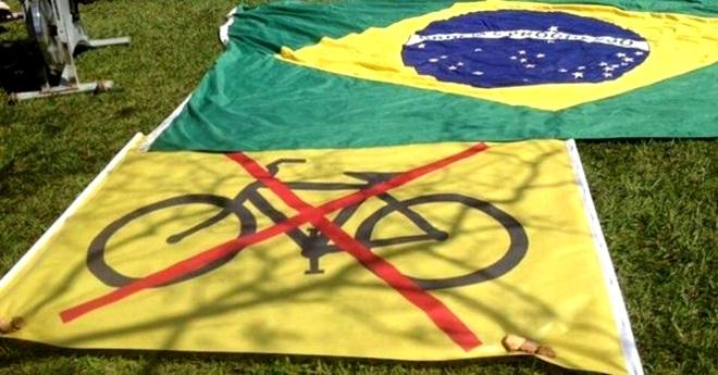 bicicletas reivindicações inacreditáveis direita conservadores ódio