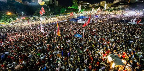 golpe contra impeachment rio de janeiro
