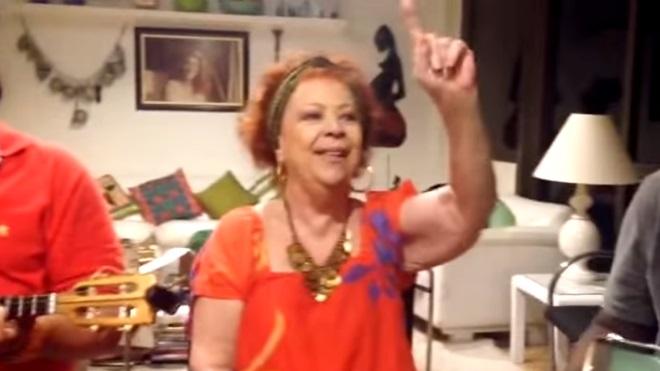 música samba beth carvalho não vai ter golpe de novo