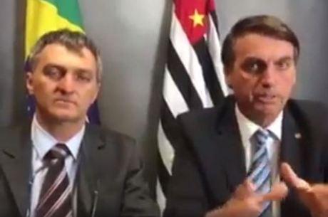 Jair Bolsonaro irmão funcionário fantasma