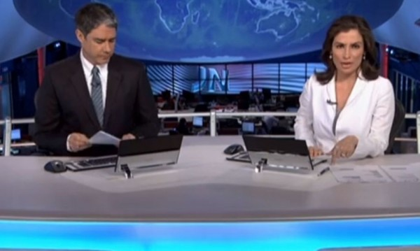 impeachment globo jornal nacional