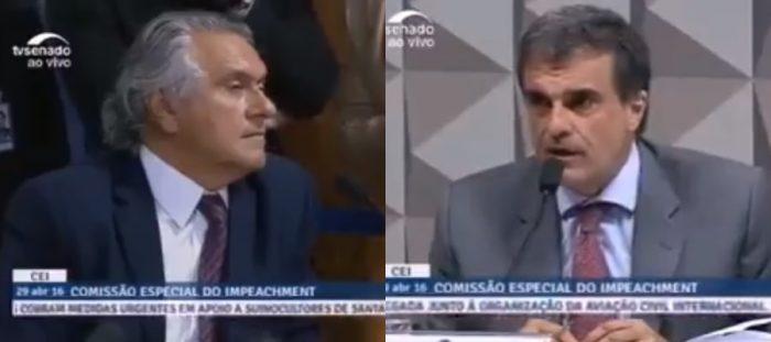 ronaldo caiado eduardo cardozo impeachment golpe