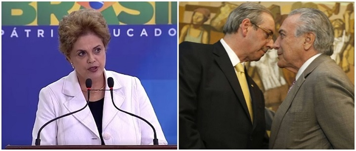 Dilma Rousseff cunha temer