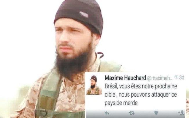 Estado Islâmico Brasil ataque mensagem